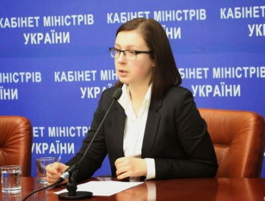 Inna Sovsun – the youngest Deputy Minister in the history of Ukraine's government