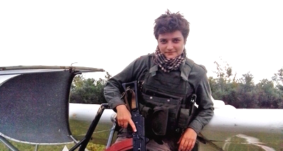 Kyiv Mohyla Academy student quits Master's Program to go to the frontline