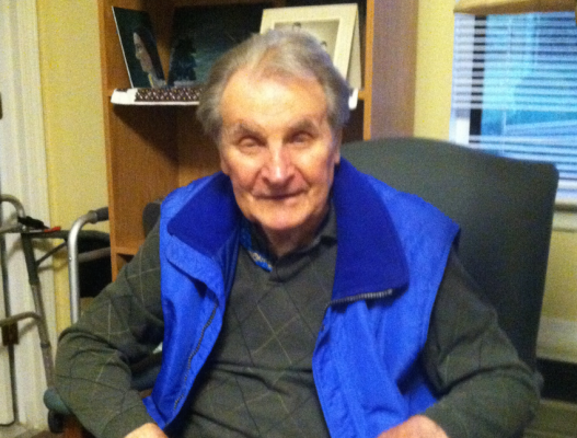 Honoring our special donors: Mr. Zenoviy Kwit
