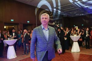 Serhiy Kvit is awarded among Best Ukraine's reformers on 20th anniversary of the Kyiv Post Gala