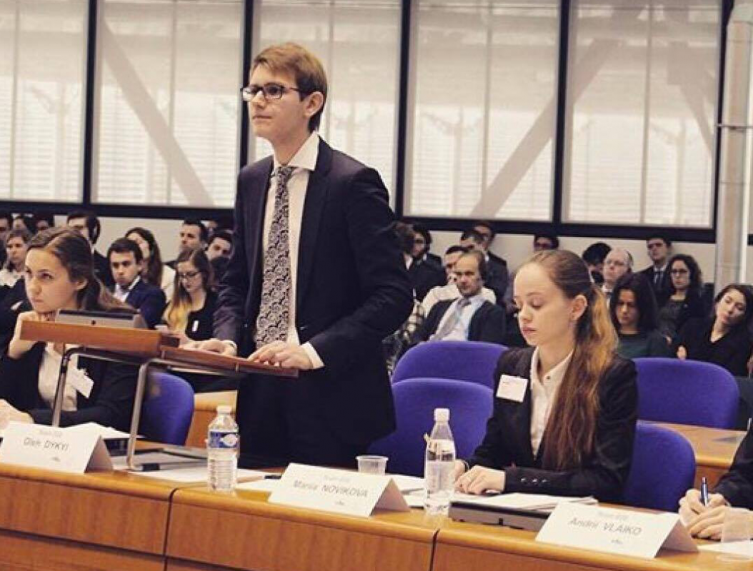 Fund NaUKMA student's internship at the Council of Europe Liaison Office in Brussels