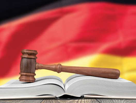 """Certificate Program """"The Law of Germany"""""""