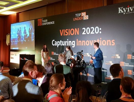 Five Kyiv-Mohyla Alumni are included in the Top 30 Under 30 Awards for Young Leaders