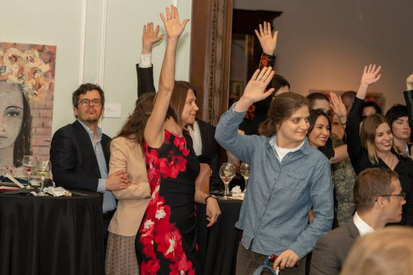 Chicago and New York Host Dynamic Events to Support Kyiv-Mohyla Academy