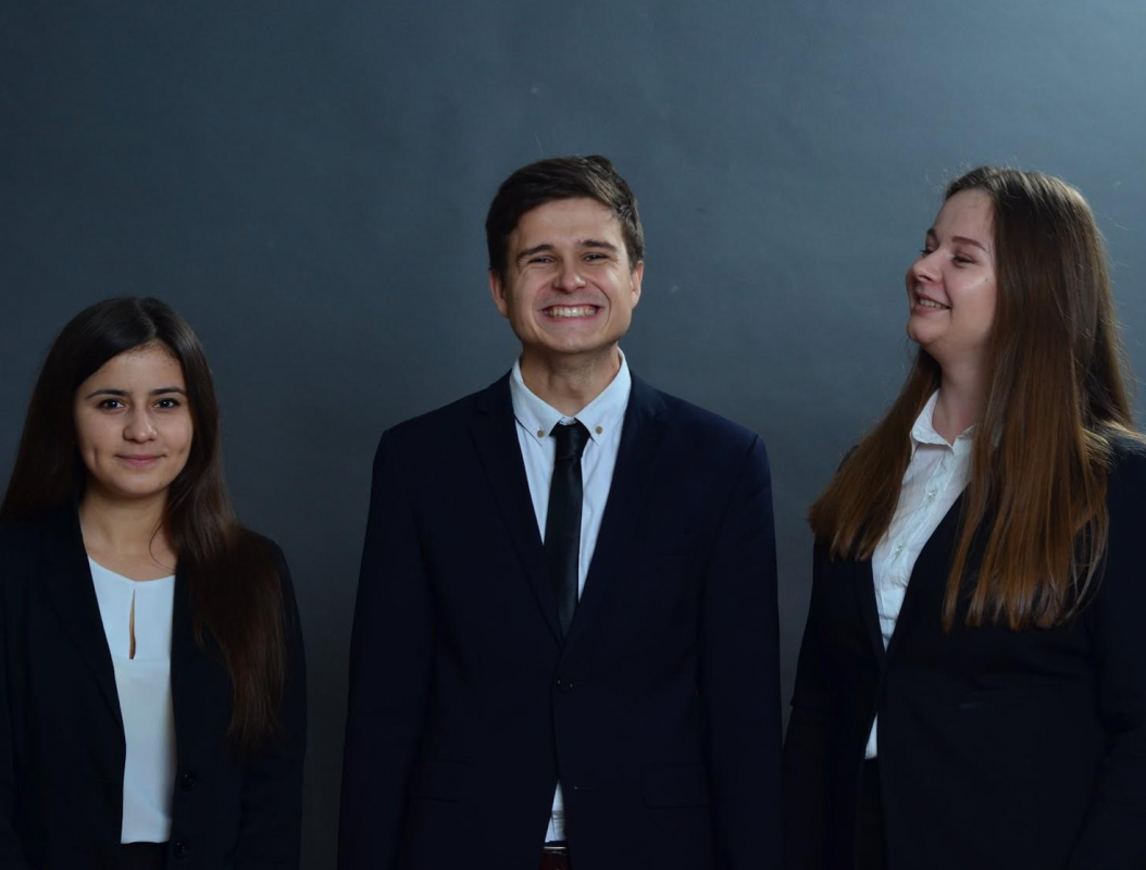 Kyiv-Mohyla Law School Moot Court Competition Winners Again!