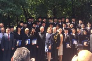 Strategic Leadership Program in Security and Defense at Kyiv-Mohyla Business School KMBS