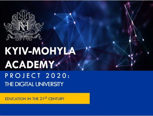 Kyiv-mohyla academy welcomes the class of 2024