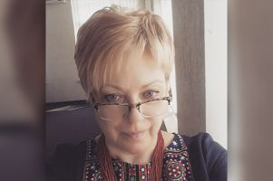 Come together as ONE Kyiv Mohyla Community A word from Acting President Tetiana Yaroshenko
